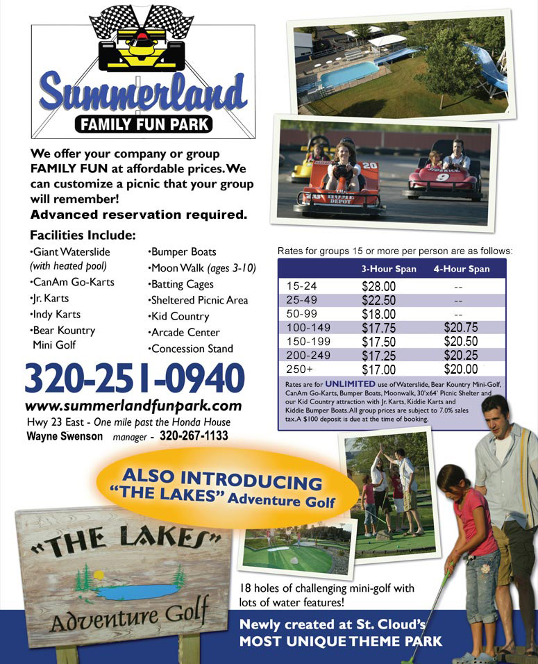 Summerland Fun Park